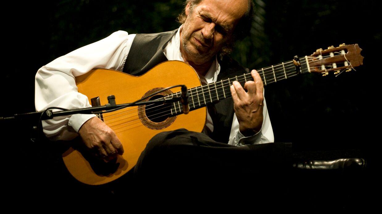 Mort de Paco de Lucia, le célèbre guitariste espagnol