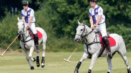 Princes William et Harry: leur prof de polo meurt dans un terrible accident