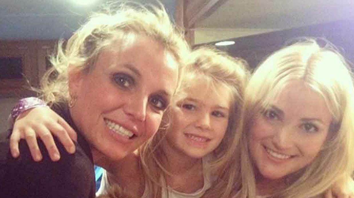 PHOTO Britney Spears: sa soeur Jamie Lynn annonce que sa fille Maddie est tirée d'affaire