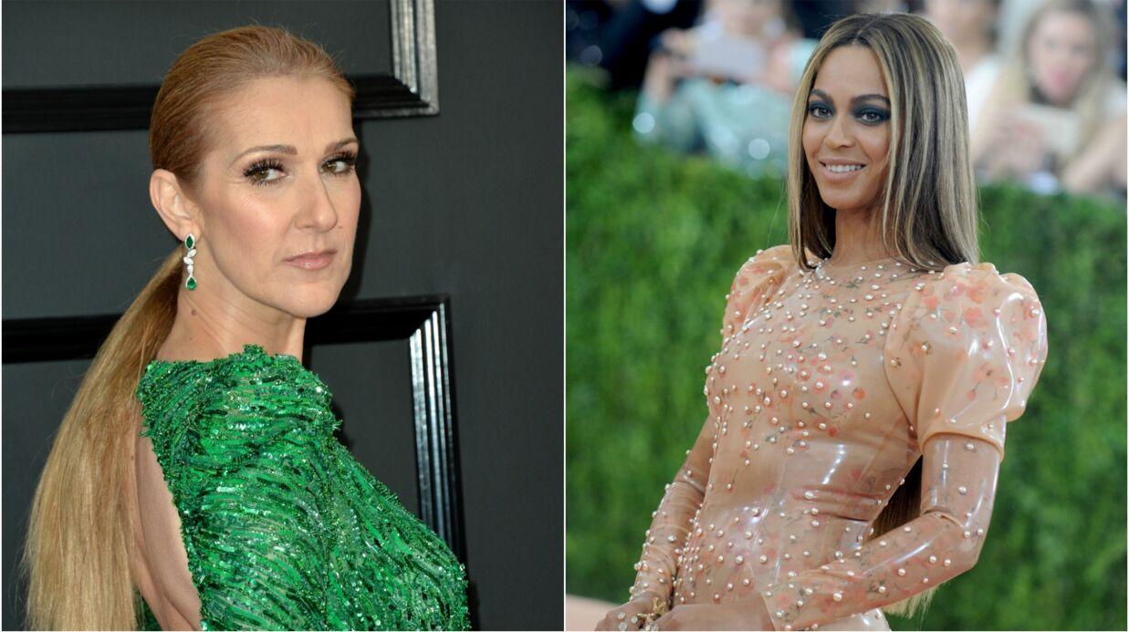 Céline Dion, maman de jumeaux, donne quelques conseils à Beyoncé