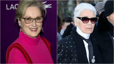 Meryl Streep: Karl Lagerfeld la tacle, elle lui demande des excuses