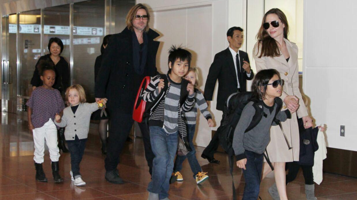Brad Pitt l'avoue, le mariage avec Angelina Jolie est proche