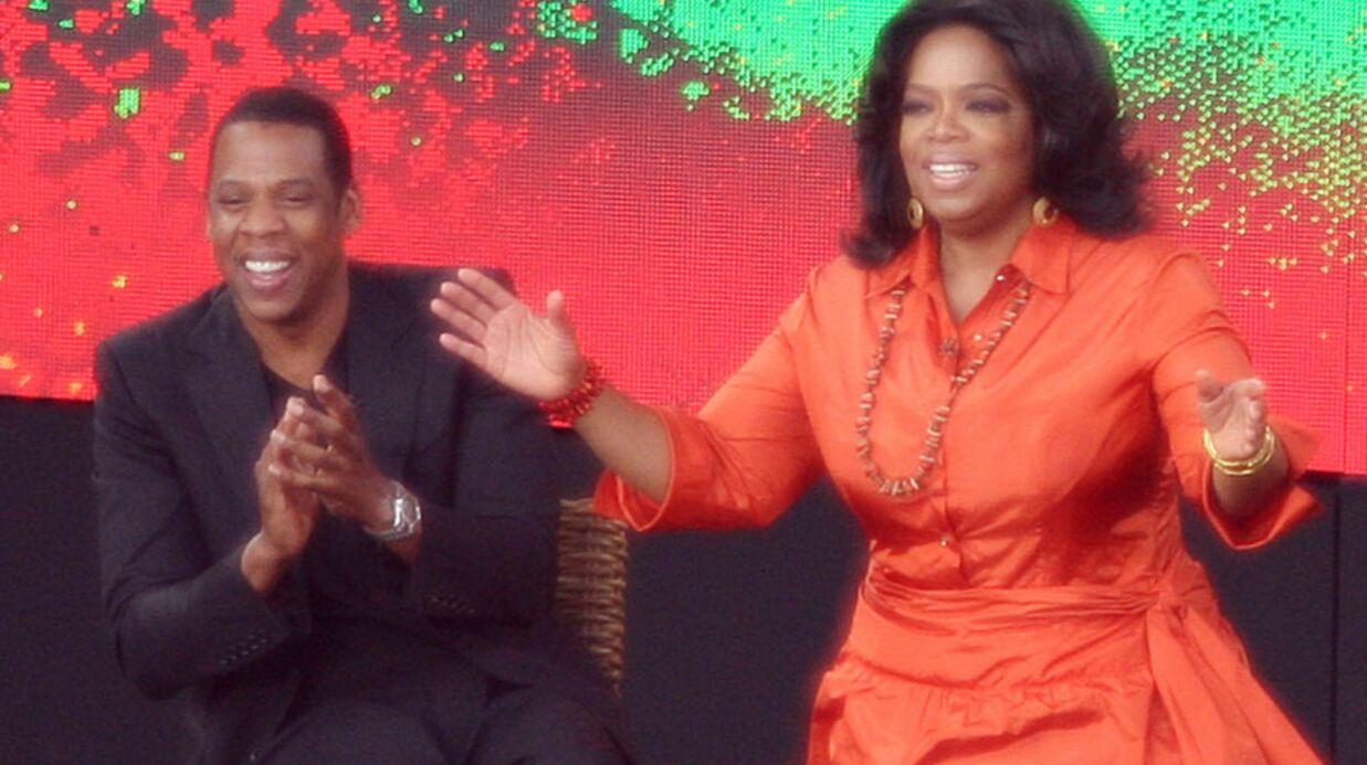 Oprah Winfrey serait la marraine de la fille de Beyoncé et Jay Z