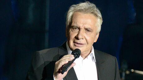 Michel Sardou est fâché avec Nicolas Sarkozy