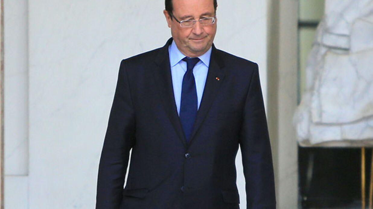 François Hollande se confie à un média américain