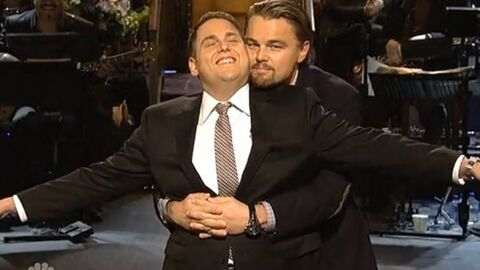 VIDEO Leonardo DiCaprio rejoue la scène de Titanic