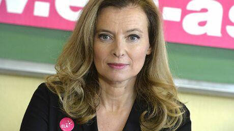 Valérie Trierweiler sort de son silence après l'annonce de la rupture