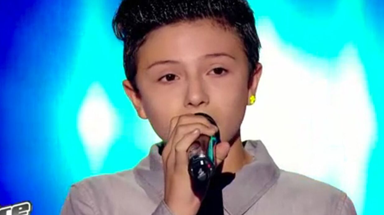 PHOTOS The Voice Kids : le petit Adrien a beaucoup changé