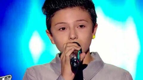 PHOTOS The Voice Kids: le petit Adrien a beaucoup changé
