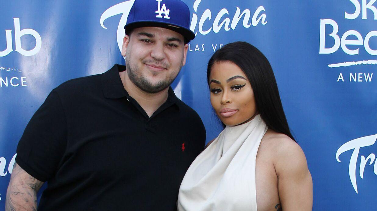 Blac Chyna et Rob Kardashian affolent Instagram, mais chacun à leur manière