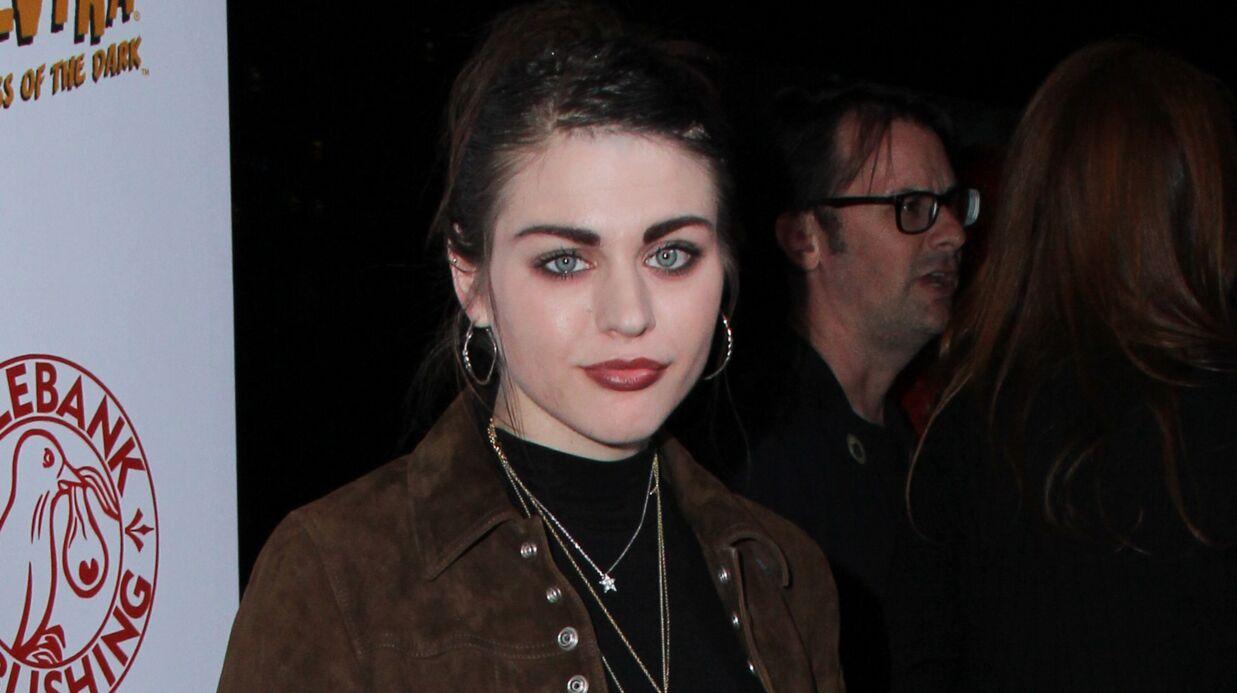 PHOTO Frances Bean Cobain devient égérie Marc Jacobs