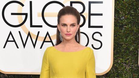 PHOTO Natalie Portman: enceinte, elle recrée un cliché iconique de Demi Moore