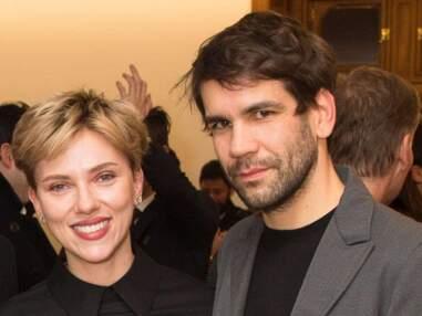 Scarlett Johansson et Romain Dauriac : ensemble après l'annonce de leur divorce