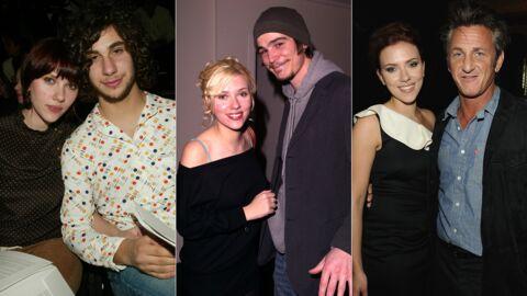 PHOTOS Scarlett Johansson divorce: les hommes célèbres qui ont partagé sa vie