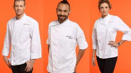 Top Chef 2017: les 3 premiers éliminés