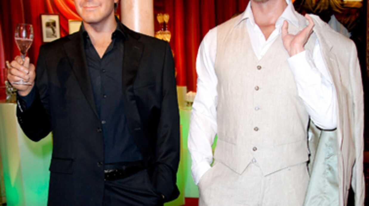 DIAPO Découvrez la statue de Brad Pitt au Musée Grévin