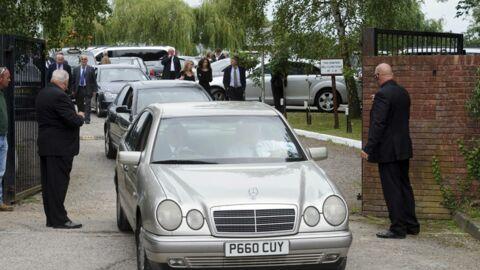 DIAPO Les funérailles d'Amy Winehouse à Londres