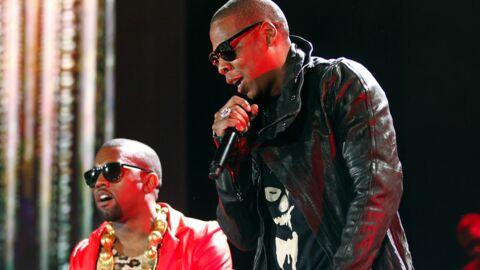 VIDEO Jay-Z et Kanye West prêt à conquérir le monde?