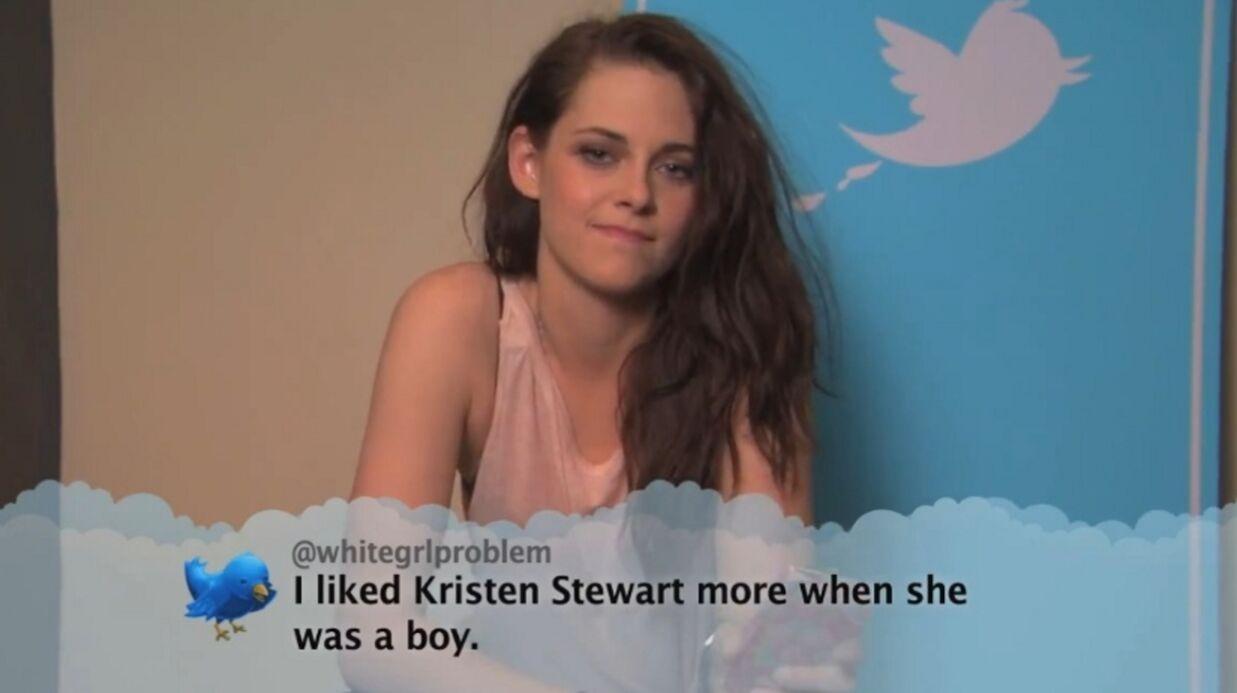 VIDEO Katy Perry, Kristen Stewart et Snooki insultées sur Twitter: leur réaction