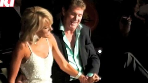 VIDEO David Hasselhoff fête ses 60 ans avec K2000