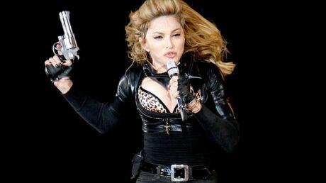 Madonna explique pourquoi elle a diffusé des images de Marine Le Pen