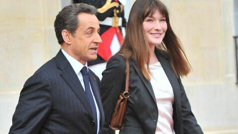 Nicolas Sarkozy et Carla Bruni de retour à Marrakech