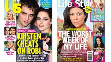 Kristen Stewart infidèle: les photos qui font scandale