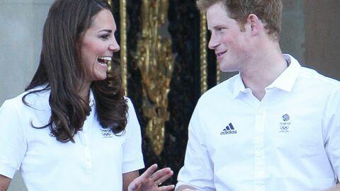 Le prince Harry compte prendre en main «l'éducation» de George