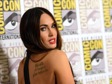 La sexy Megan Fox affole les geeks au Comic-Con de San Diego