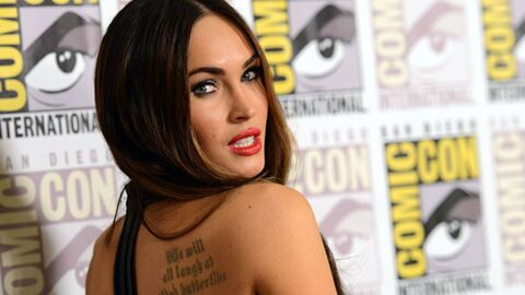 PHOTOS La sexy Megan Fox affole les geeks au Comic-Con de San Diego