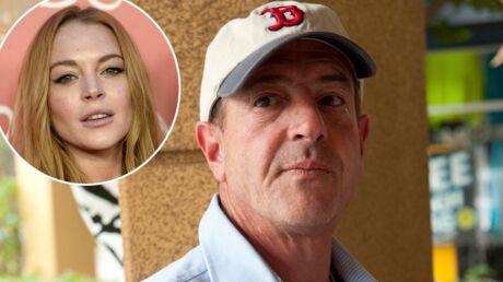 Lindsay Lohan: son père menace son ex-fiancé de lui faire les pires horreurs