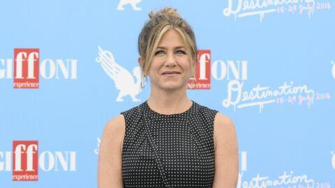 Jennifer Aniston en larmes lorsqu'elle évoque ses angoisses existentielles