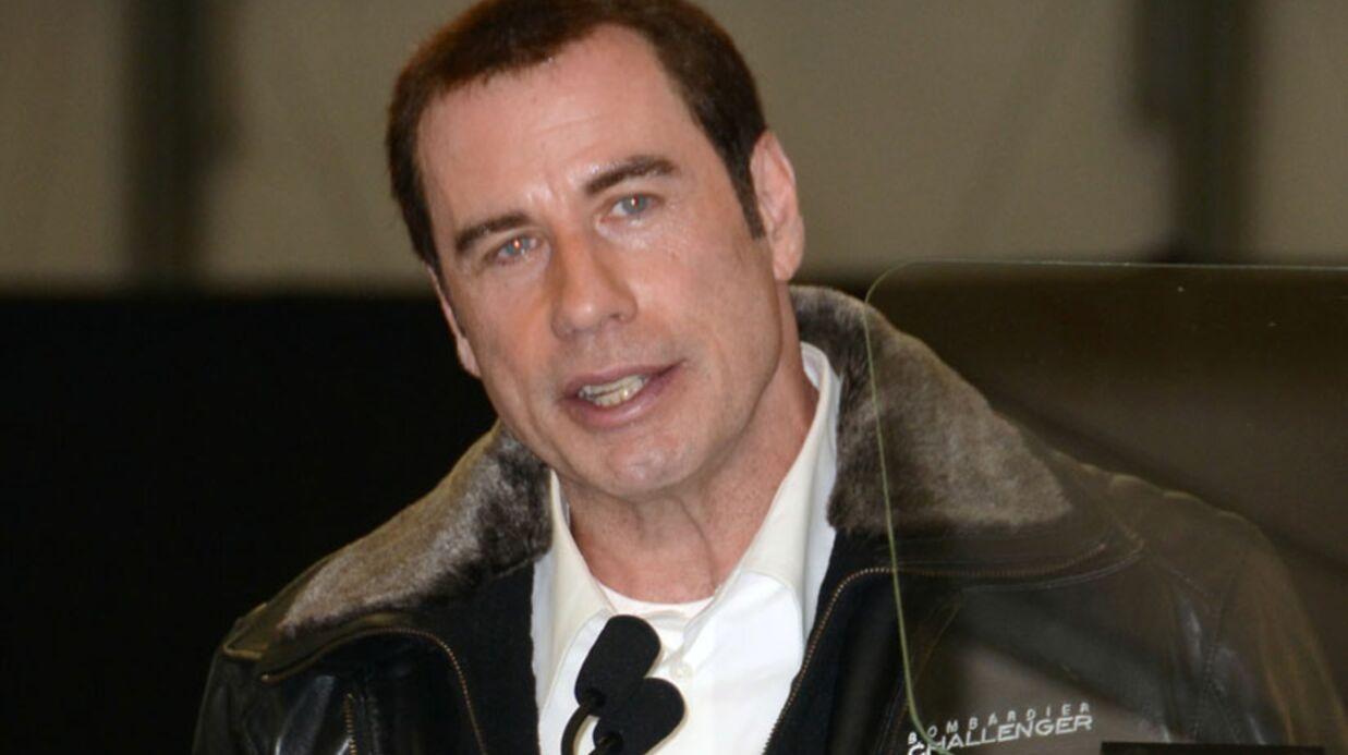 Plainte contre John Travolta pour agression sexuelle lors d'une croisière