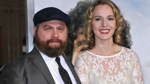Zach Galifianakis (Very Bad Trip) annonce son mariage