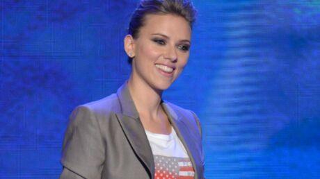 Scarlett Johansson: son compagnon veut qu'elle chante en duo avec France Gall