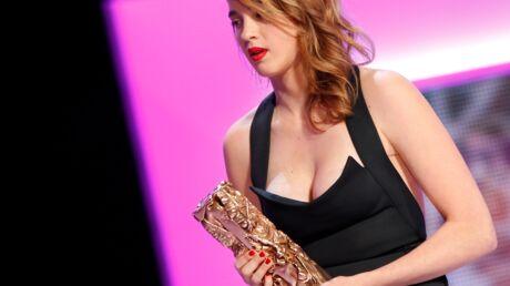 Adèle Haenel a fait coming out sur la scène des César, mais personne n'a compris