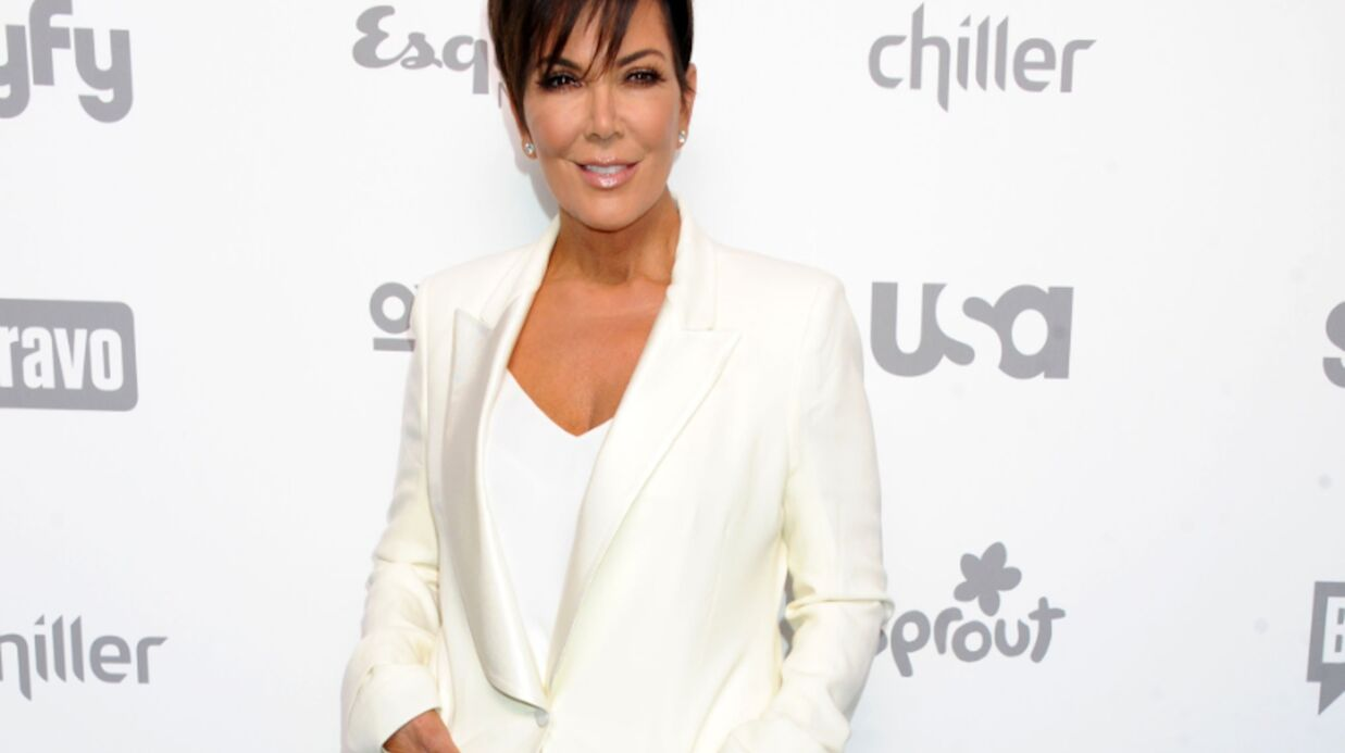 Kris Jenner réagit enfin à la couverture de Vanity Fair de Caitlyn Jenner