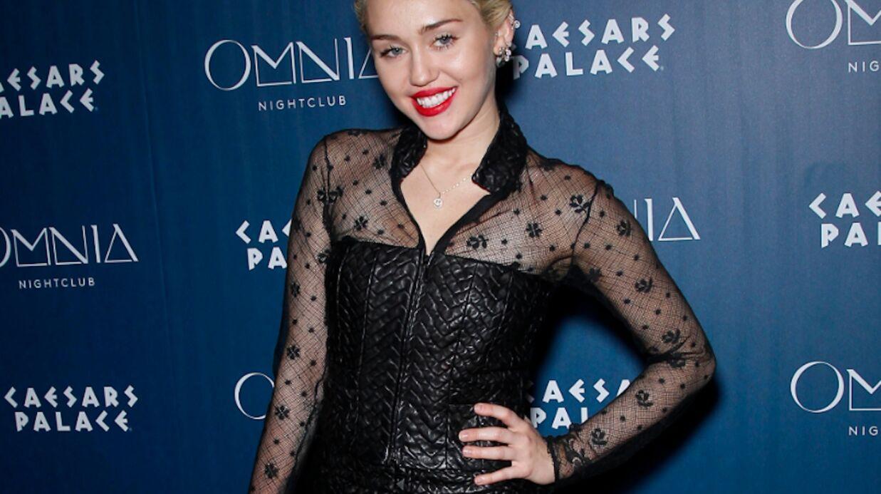 Miley Cyrus élue «végétarienne la plus sexy» par la PETA