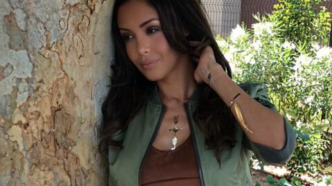 PHOTO Nabilla change de tête : elle redevient brune