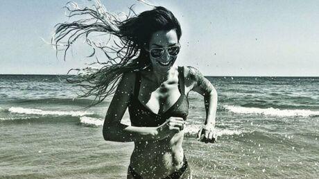 PHOTO Emilie Nef Naf exhibe son corps musclé sur Instagram
