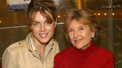 L'actrice Nicole Courcel est décédée, sa fille Julie Andrieu en deuil