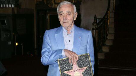 Charles Aznavour va avoir son étoile sur le walk of fame d'Hollywood Boulevard