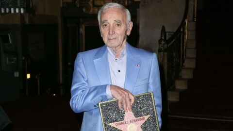 Charles Aznavour va avoir son étoile sur le walk of fame d'Hollywood Boulevard