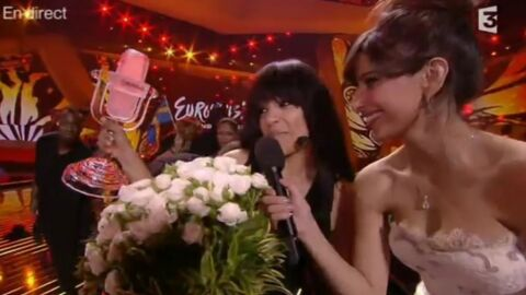 VIDEO Eurovision : Laureen donne de l'Euphoria à la Suède