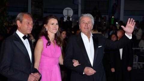 Cannes a rendu hommage à Alain Delon