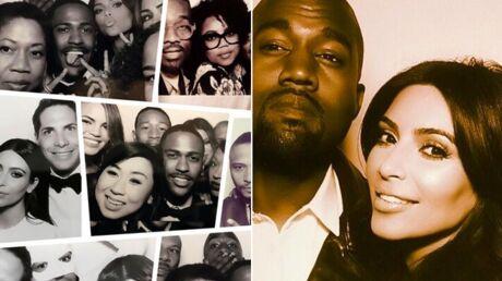 PHOTOS Le mariage de Kim Kardashian et Kanye West vu de l'intérieur