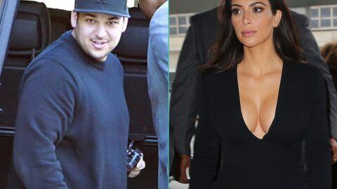Rob Kardashian, le frère de Kim, quitte le mariage à cause de son surpoids