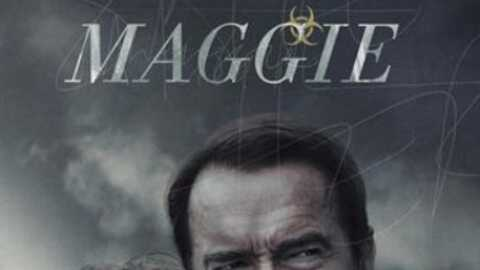 Maggie sort aujourd'hui sur les écrans avec Arnold Schwarzenegger