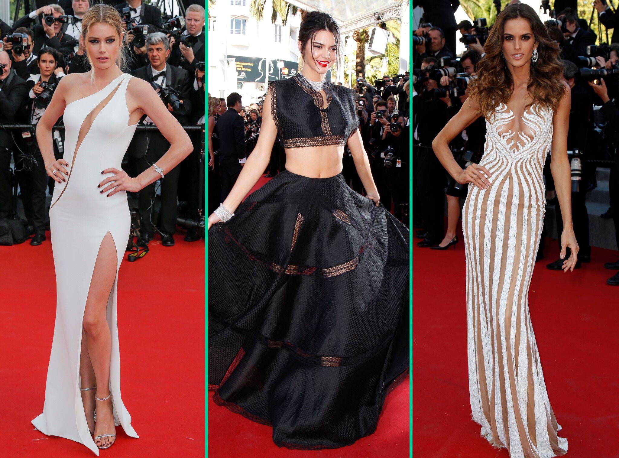 Diapo Festival De Cannes 2015 Les Plus Belles Robes De Cette 68eme Edition Voici