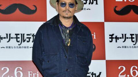 Johnny Depp risque une peine maximale de 10 ans de prison à  cause de ses chiens